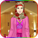 Hijab Fashion Designer Game icon