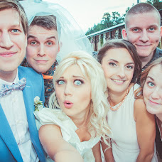 Wedding photographer Sergey Krivopuskov (krivopuskov). Photo of 19.07.2015