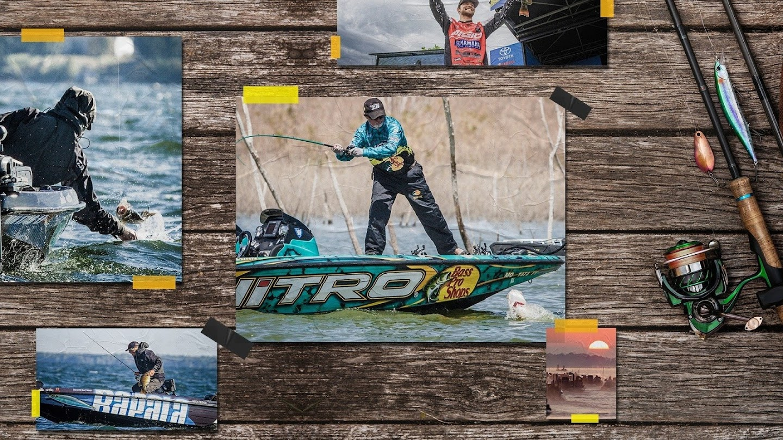 Watch Bassmaster Fishing Elite Series live
