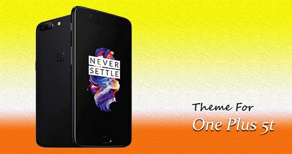 Theme For OnePlus FiveT | 5T - náhled