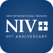 App Icon for NIV 50th Anniversary Bible App in United States Google Play Store