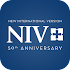 NIV 50th Anniversary Bible 7.11