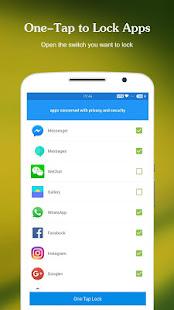 App AppLock - Gallery Lock & LockScreen & Fingerprint APK for Windows Phone