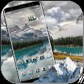Mountain River Launcher Theme icon