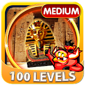 Challenge #73 King Tut New Free Hidden Object Game