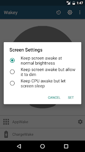 Wakey: Keep Your Screen On- screenshot thumbnail