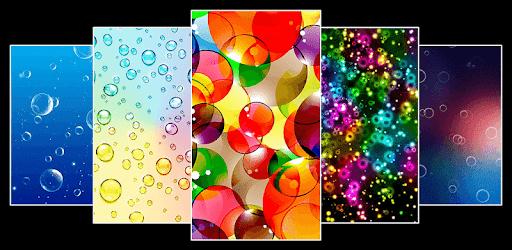 Приложения в Google Play – Bubble Wallpaper (4k)