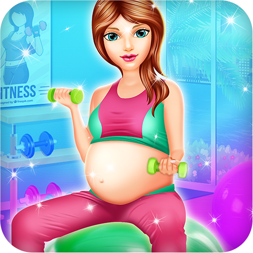 Pregnant Mommy's Workout & Maternity Dressup