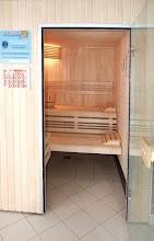 Photo: Sauna de la résidence