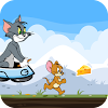 Adventure Tom and Jerry Run: Escape from Alien