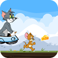 Adventure Tom and Jerry Run: Escape from Alien apk