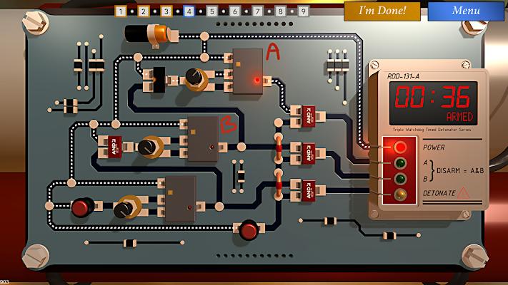 Bomb Squad Academy Screenshot Image