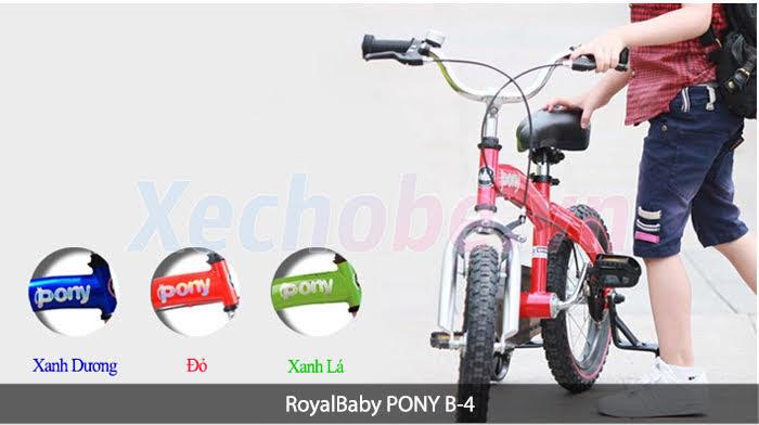 xe đạp ha bánh trẻ em