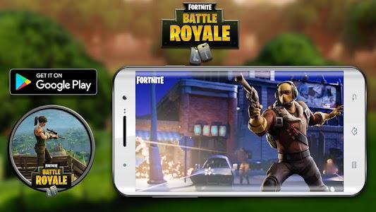 Preuzmi Fortnite Battle Royale Game Mobile Wallpaper Apk
