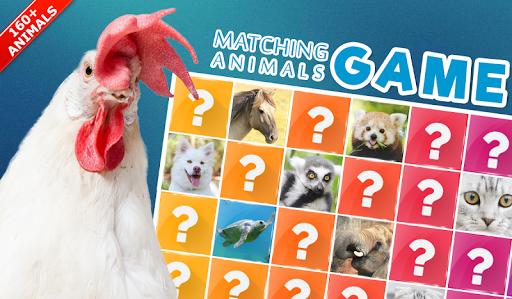 Memory Game: Animals modavailable screenshots 1