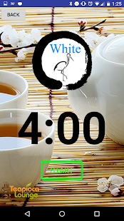 Teapioca Timer- screenshot thumbnail