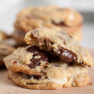 Milk Chocolate Macadamia Nut Cookies