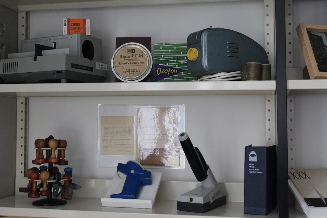 Könyvtár anno