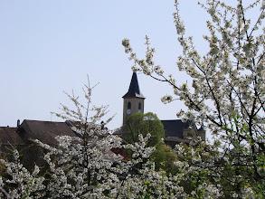 Photo: l'église de Moyen