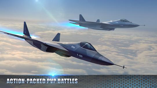 Modern Warplanes MOD APK Unlimited VIP Premium Acc Ammo 1.19.0 1