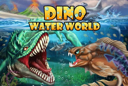 Jurassic Dino Water World 11.34 MOD (MEGA Mode) 1