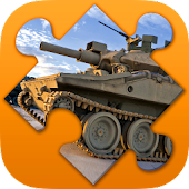 Military Tank Jigsaw Puzzles