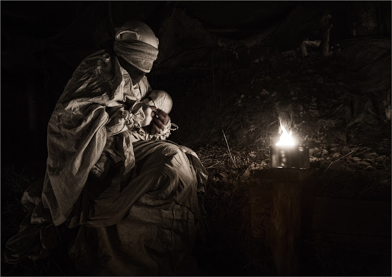 al lume della candela di rik