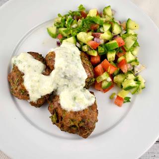 Lamb Beef Meatballs Recipes.