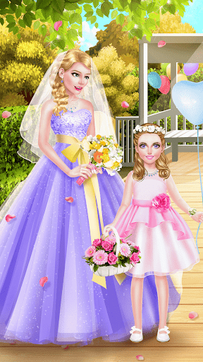 Wedding Salon: Flower Girl SPA