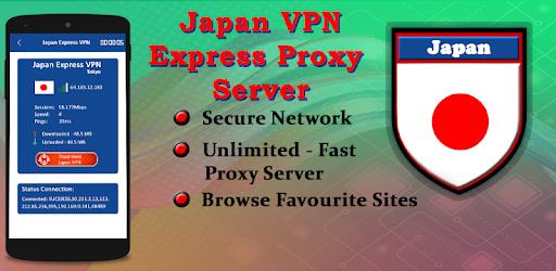Japan VPN-Express Proxy Server - Apps on Google Play
