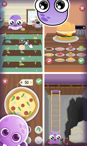 My Moy ? Virtual Pet Game screenshot 4