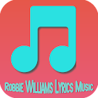 Robbie Williams Lyrics Music icon