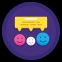 رسالة سعادة - رسالة يومية تفرحك ( فقاعة السعادة ) icon