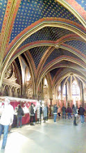 Photo: Sainte-Chapelle lower level