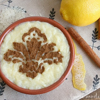 Portuguese Rice Pudding {Arroz Doce} Recipe