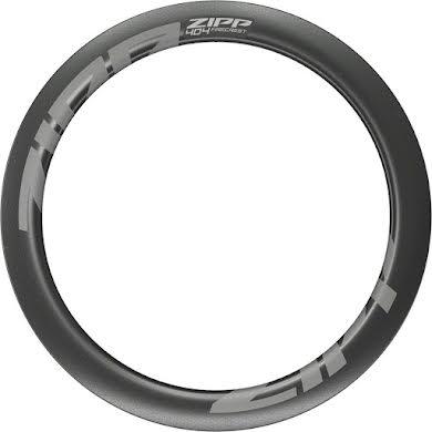 Zipp 404 Firecrest Carbon Rim - 700, Disc Brake, Matte Carbon, 24H, Front/Rear