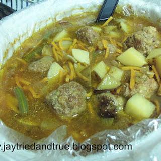 Meatball Stew