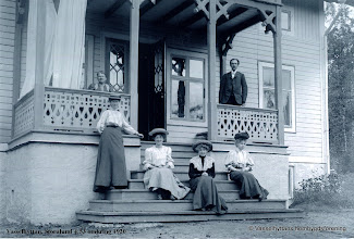 Photo: Storålund 1910-tal