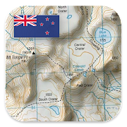 New Zealand Topo Maps