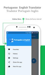 Portugalština Překladatel - náhled