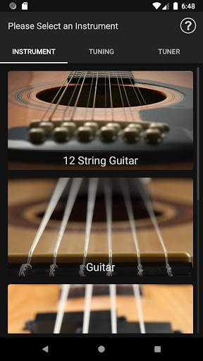 free 12 string guitar tuner download