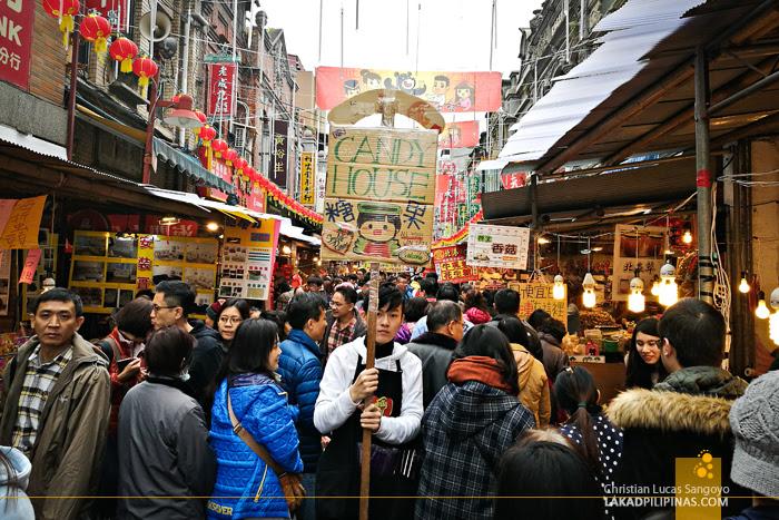 Dadaocheng Taipei