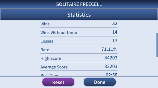 FreeCell Solitaire Classic u2013 free cell card game android2mod screenshots 7