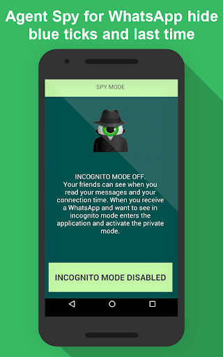 Agent Spy -No blue ticks, No last seen, Ghost Mode 1.51 screenshots 7
