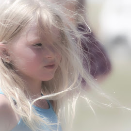 by David  Clayton - Babies & Children Children Candids ( candid, natural light, blonde, girl, cute,  )