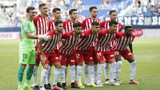 El otro Almería de la Copa con muchos canteranos.