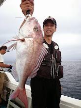 Photo: やったぜー!これもベッピンの真鯛!