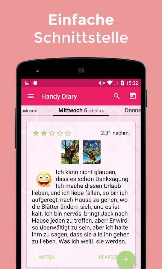 tagebuch mit passwort android apps auf google play. Black Bedroom Furniture Sets. Home Design Ideas