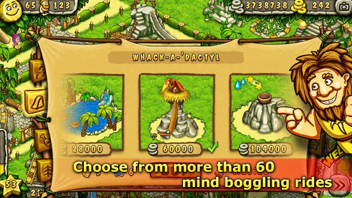 Prehistoric Park Builder screenshot 15