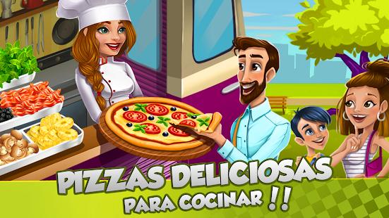 Pizza Maker Juego De Cocina Pizzas Deliciosas Aplicaciones En